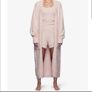 SKIMS Cozy Collection Boucle Robe Dusk 2X/3X